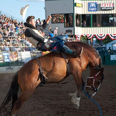 Bareback - Reno Rodeo