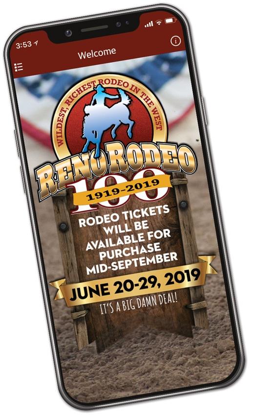 Reno Rodeo App